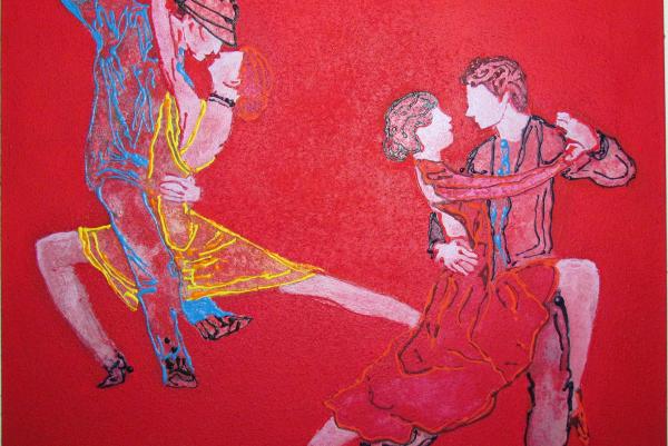 red tango II (2016)